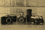 My Old Cameras by egggray, Photography->General gallery