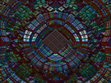 Visual Alarm Clock by Joanie, abstract->fractal gallery