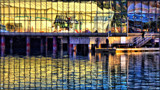 Harbour Reflections by LynEve, photography->general gallery