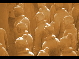 Terra Cotta Soldiers #4 by hermanlam, Photography->Sculpture gallery