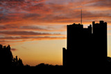 Orford Castle At Sunset by braces, Photography->Castles/Ruins gallery