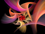 Transluscent Rose by jswgpb, Abstract->Fractal gallery