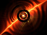 Right on Target by DaletonaDave, Abstract->Fractal gallery