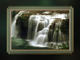 Lower Lewis River Falls (Collaboration) by photoimagery, photography->waterfalls gallery