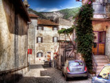 In the town (HDR) by Ed1958, Photography->Architecture gallery