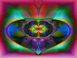 Color Me Love! by CK1215, Abstract->Fractal gallery
