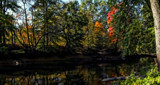 The Tippecanoe River_Early Autumn by tigger3, photography->landscape gallery