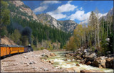 A Train Ride by ted3020, photography->mountains gallery