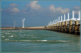 Storm Surge Barrier 2 by corngrowth, photography->shorelines gallery