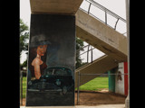 This image was taken at an overpass in downtown Fullerton by kimcande, Photography->City gallery