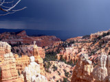 Storm at Bryce by petenelson, Photography->Landscape gallery