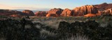 Snow Canyon Panorama by nmsmith, photography->landscape gallery