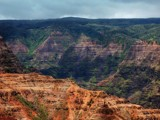 Waimea Canyon by trixxie17, Photography->Mountains gallery