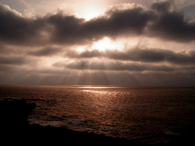 Sunset  in Canary Islands by ederyunai, Photography->Sunset/Rise gallery