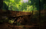 The Wooden Bridge by casechaser, photography->manipulation gallery