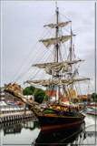 Maritime Nostalgia 1, Tres Hombres by corngrowth, photography->boats gallery