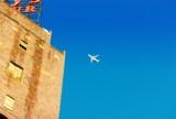 Pilot over Pillsbury by graffitigirl21, Photography->Transportation gallery