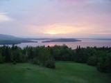 Sunset in Maine by powermatt, photography->sunset/rise gallery