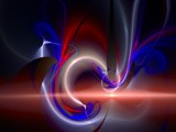 The Dream - Red,White & Blue by jswgpb, Abstract->Fractal gallery