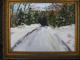 Another oil painting by rotcivski, Photography->Landscape gallery