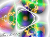 Time 2 Let U Go by Katz, Abstract->Fractal gallery