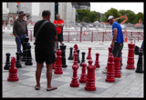 Christchurch Revisited - Time Out For Chess by LynEve, photography->people gallery