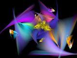 Magic Windmills by jswgpb, Abstract->Fractal gallery