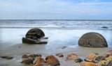 Moeraki Boulders by LynEve, photography->shorelines gallery
