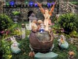 Faerie Garden - Gelsia by trixxie17, photography->still life gallery
