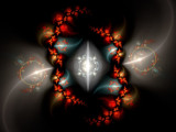 Christmas Star by jswgpb, Abstract->Fractal gallery