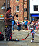 The Busker by biffobear, photography->people gallery