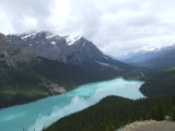 Peyto Lake by thekorger, Photography->Mountains gallery
