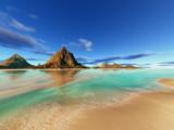Sandbar by Foxfire66, Computer->Landscape gallery