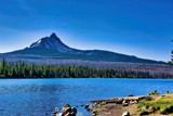 Mt. Washington And Big Lake by gr8fulted, photography->mountains gallery