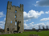 Helmsley Castle #1     -   The East Tower by salhag71, Photography->Castles/Ruins gallery