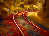 Trail of Blood by Kevin_Hayden, Photography->Manipulation gallery
