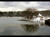 freezing pond in sielpa by jzaw, Photography->Water gallery