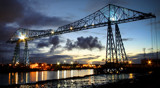 Transporter Bridge by toxiccosmic, Photography->Bridges gallery