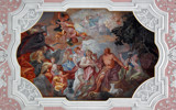 St Johann - Ceiling Fresco No.2 [XXL] by boremachine, Photography->Places of worship gallery
