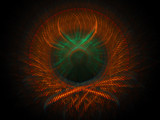 Gong by ianmacappin, Abstract->Fractal gallery