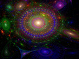 Close Encounters Of The Apophysis Kind by J_272004, Abstract->Fractal gallery