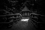 Winter Gazebo by Eubeen, photography->architecture gallery