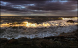 On The Edge of Night by LynEve, photography->shorelines gallery