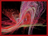 Candy Cane Explosion by trixxie17, Abstract->Fractal gallery