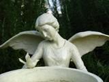 Garden Statute #3 by zippee, Photography->Sculpture gallery