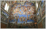 Cistine Chapel by Corconia, Photography->Places of worship gallery