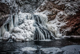 Frozen by Eubeen, photography->waterfalls gallery