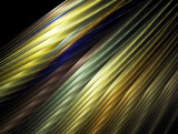 Gold & Silver Braids by jswgpb, Abstract->Fractal gallery