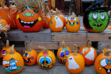 halloween pumpkin heads by solita17, Photography->Still life gallery
