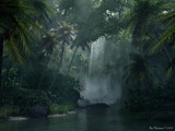 Tropical Vue ll by buzzzzz, Computer->Landscape gallery
